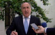 Landaluce defenderá una moción en el senado para la finalización de la Algeciras-Bobadilla en 2020