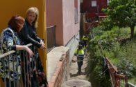 Limpian un regajo de la calle Águila dando así cumplimiento al compromiso del alcalde