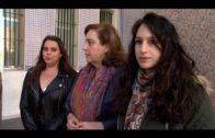 Los Letrados de la Administración de Justicia se manifiestan en Algeciras