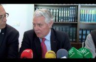 PSOE explica la iniciativa que se debatirá en el pleno del Senado sobre la Algeciras-Bobadilla