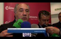 Sanz subraya que el Gobierno cumplirá con los plazos previstos en la línea Algeciras-Bobadilla