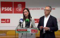 Arrabal defiende la línea Algeciras-Bobadilla en la Comisión de Fomento del Parlamento andaluz