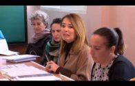 El Ayuntamiento construye un murete de contención en Cortijo Vides