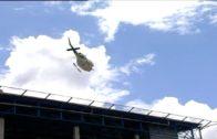 El Helipuerto de Algeciras registró en abril más de 2.300 pasajeros y 240 operaciones