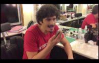 El humorista algecireño Diego Arjona estrena en su ciudad natal un nuevo espectáculo