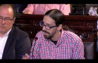 El pleno del Ayuntamiento de Algeciras estudia la liquidación de presupuesto de 2017