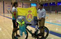 Ironman algecireño Augusto Vivanco Maldonado