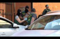 La Guardia Civil despliega un operativo en numerosos puntos de Algeciras