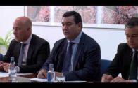 """Presentación del futuro recinto fiscal """"Bahía de Algeciras"""""""