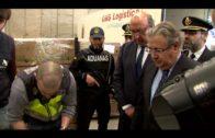 Rajoy anuncia un «renovado» SIVE y la continuidad en la lucha contra el narcotráfico