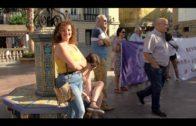 Algeciras se sumó a las protestas por la puesta en libertad de  la Manada
