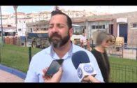 Ávila acusa a Lozano de mentir sobre el estado de las playas algecireñas