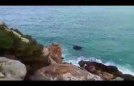 Continúa la llegada de inmigrantes a las costas de la comarca