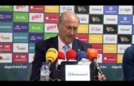 El Algeciras CF reorganiza su directiva
