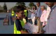 El Club Atletismo Bahía de Algeciras vuelve a brillar con luz propia