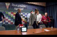 Mané y Vios presentados en el Algeciras