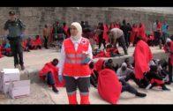 Rescatan a 388  inmigrantes en aguas del Estrecho