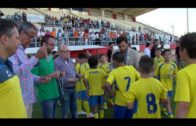 Ros entrega los premios del fútbol base algecireño