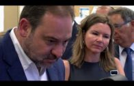 Ábalo expresa su compromiso con la comarca tanto en infraestructuras como en servicios, caso del de Salvamento