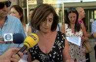 Abogados de Algeciras reivindican mejoras en el turno de oficio en el Día de la Justicia Gratuita