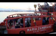 Continúan llegando  inmigrantes rescatados en el Estrecho