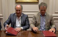 El Ayuntamiento de Algeciras y Vopak Terminal Algeciras firman un convenio para incrementar  empleabilidad