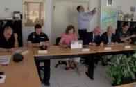 El Comité Provincial de la OPE analiza los datos del primer mes del dispositivo en la comarca