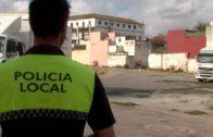 IU vuelve a denunciar el mal estado y deterioro de la zona baja de la ciudad