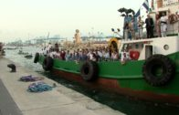 La festividad de la Virgen del Carmen se celebra este lunes 16 de julio en ALgeciras