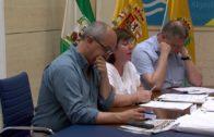 Trabajadores del Plan de Empleo realizan mejoras en el Parque del Centenario