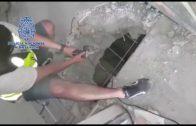 La Policía detiene a los presuntos responsables de construir zulos hidráulicos para ocultar droga