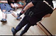 """La Policía Nacional interviene tres toneladas de hachís en una """"guardería"""" del Campo de Gibraltar"""