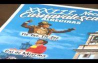 La XXXIII Noche Carnavalesca de Algeciras se celebra  el 18 de agosto    en la Plaza de Toros