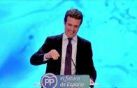 Landaluce felicita a Pablo Casado tras ser elegido presidente del Partido Popular