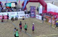 Los algecireños protagonistas en el mundial de balonmano playa
