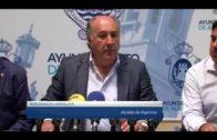 Presentado el partido de El Real Betis y el Nottingam en Algeciras