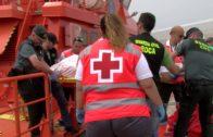 Salvamento Marítimo rescata a 58 inmigrantes