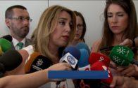 Susana Díaz urge al Gobierno a reunir la Conferencia Sectorial para «distribuir el esfuerzo» en inmigración