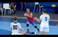 Valdivia y Gutiérrez ganan con España  los Juegos del Mediterraneo