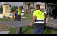 Avanzan a buen ritmo las obras de reparación integral de la fuente del Varadero