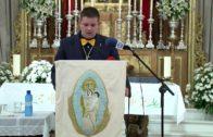 Beltrán Heidenreichs ofrece el pregón juvenil a la Patrona la virgen de la Palma