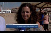 Clausurados los talleres de deportes para mayores del programa municipal vida saludable en la playa
