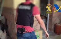Detenidas tres persona e incautadas 3,4 tn de hachís ocultas en una 'guardería' en La Línea