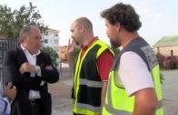 El alcalde agradece a los voluntarios la labor de atención y ayuda a los inmigrantes