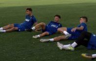 El Algeciras coger sensaciones en su victoria ante el Tesorillo