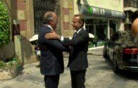 El embajador de Qatar visita el ayuntamiento y el puerto de Algeciras