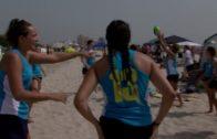 Exito del  VIII Torneo Rugby Playa Ciudad de Algeciras
