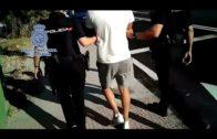 La Policía Nacional interviene 2500 litros de gasolina para narcolanchas en Algeciras