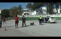La Unidad Canina de la Policía Local participa en unas jornadas de exhibición en Tarifa
