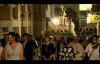 La Virgen de la Palma vive mañana su día grande